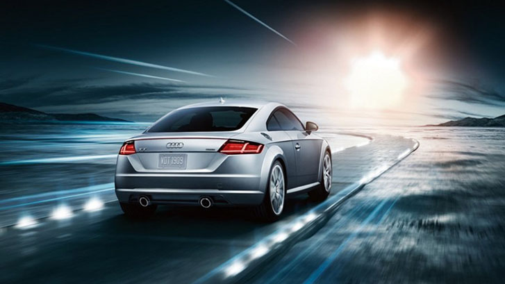 2018 Audi TT Coupe appearance
