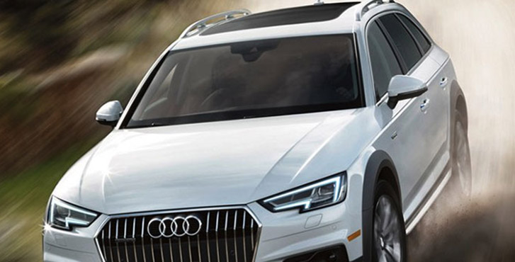 2019 Audi A4 Allroad engineering