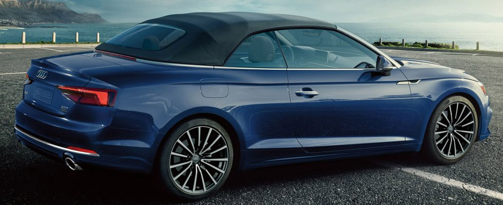 Audi A5 Cabriolet APPEARANCE
