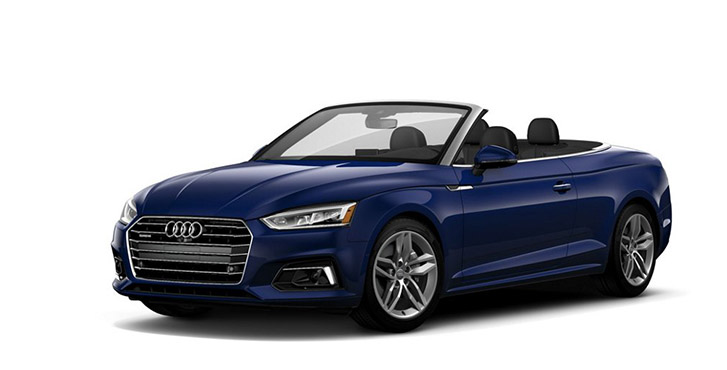 2019 Audi A5 Cabriolet engineering