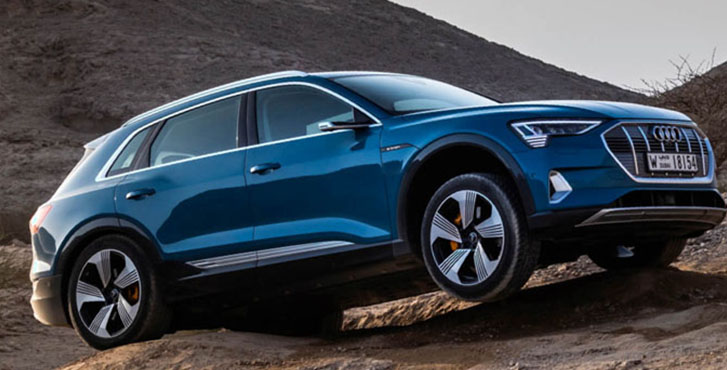 2019 Audi e-tron engineering