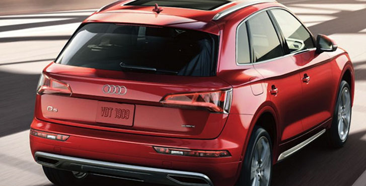 2019 Audi Q5 engineering
