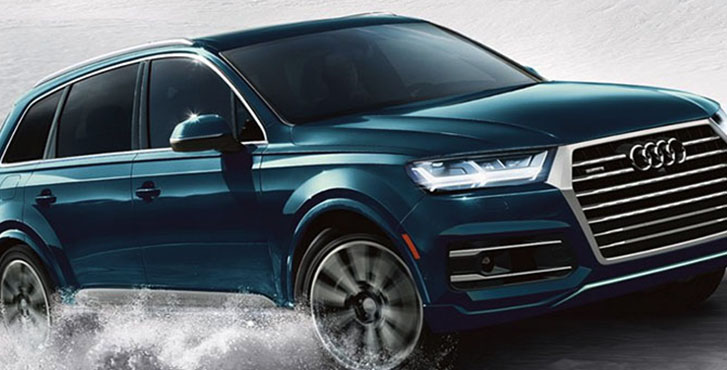2019 Audi Q7 engineering