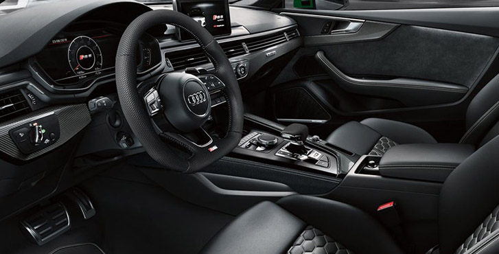 2019 Audi RS 5 Coupe appearance