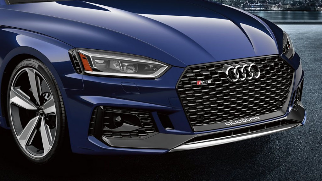 2019 Audi RS 5 Coupe exterior