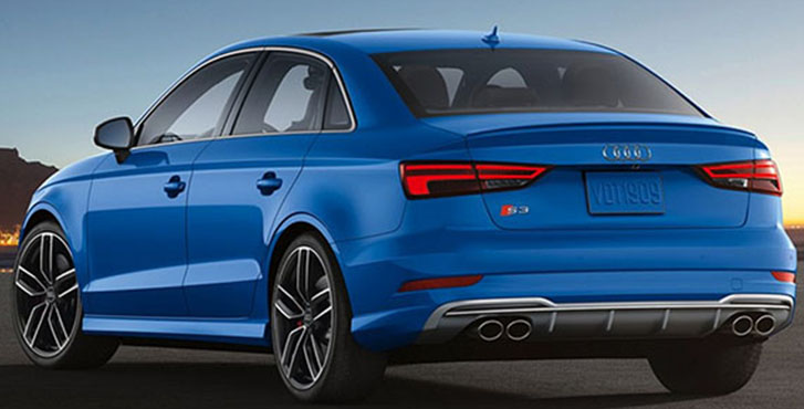 2019 Audi S3 engineering