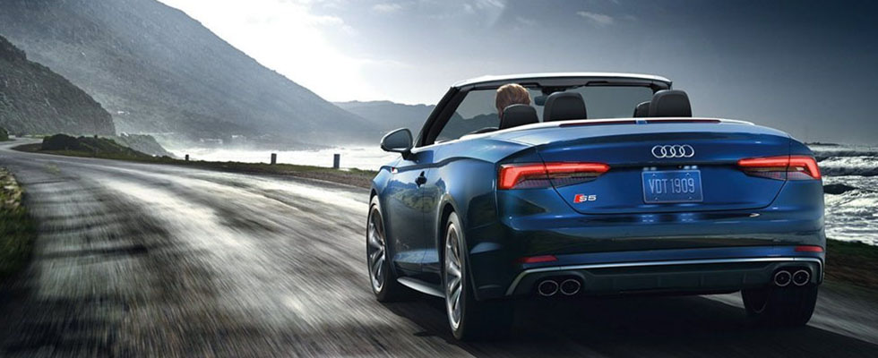 Audi S5 Cabriolet APPEARANCE