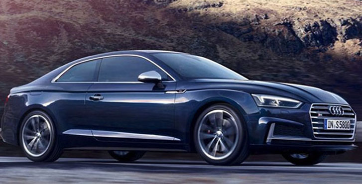 2019 Audi S5 Coupe engineering