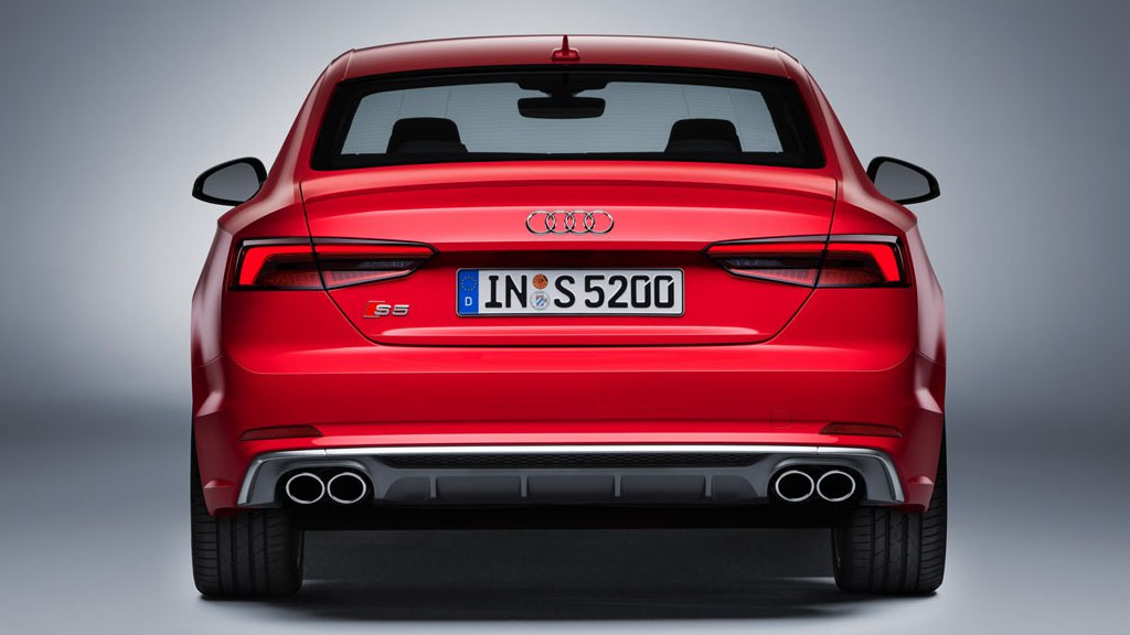 2019 Audi S5 Coupe exterior