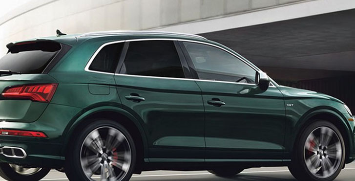2019 Audi SQ5 engineering