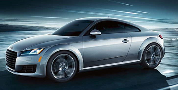 2019 Audi TT Coupe engineering
