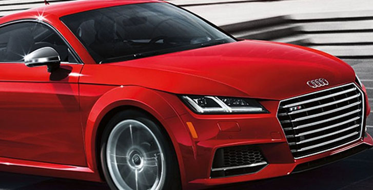 2019 Audi TTS Coupe engineering