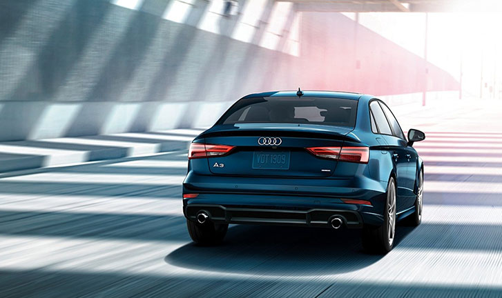 2020 Audi A3 engineering