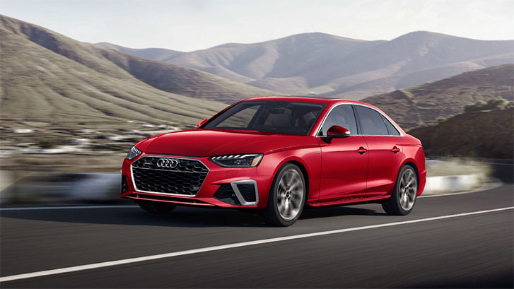 2020 Audi A4 engineering