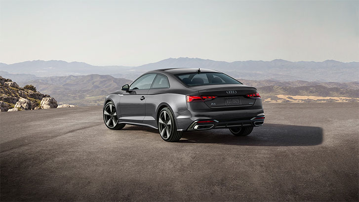 2020 Audi A5 Coupe appearance