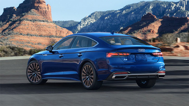 2020 Audi A5 Sportback engineering