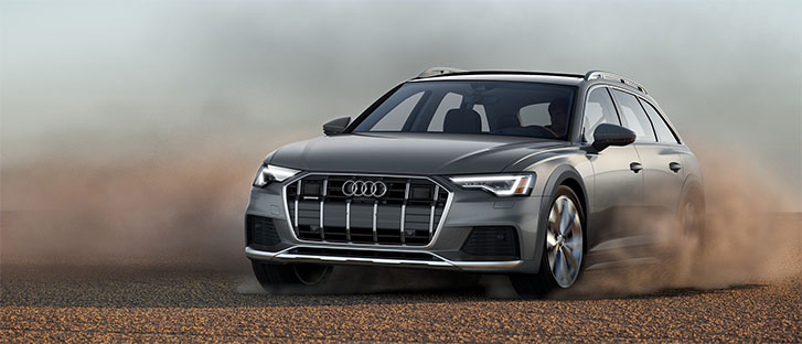 2020 Audi A6 Allroad engineering