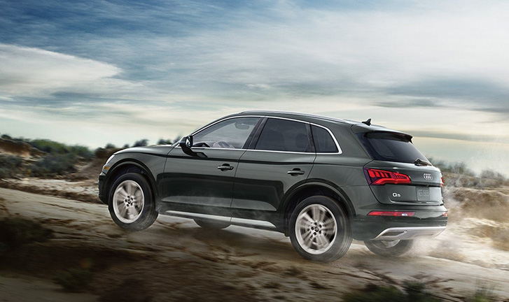 2020 Audi Q5 engineering