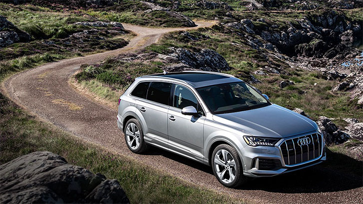 2020 Audi Q7 engineering