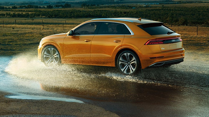 2020 Audi Q8 engineering