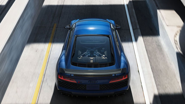 2020 Audi R8 Coupe appearance