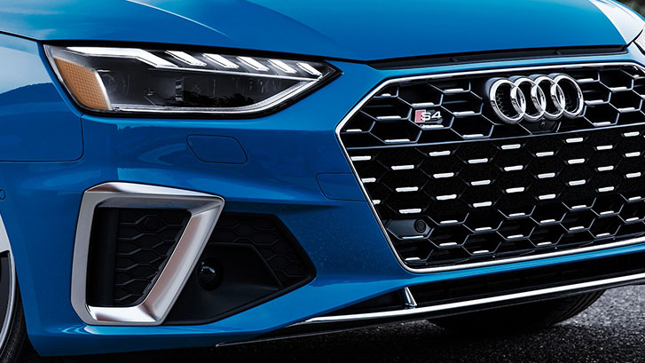2020 Audi S4 engineering