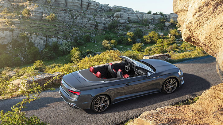 2020 Audi S5 Cabriolet appearance