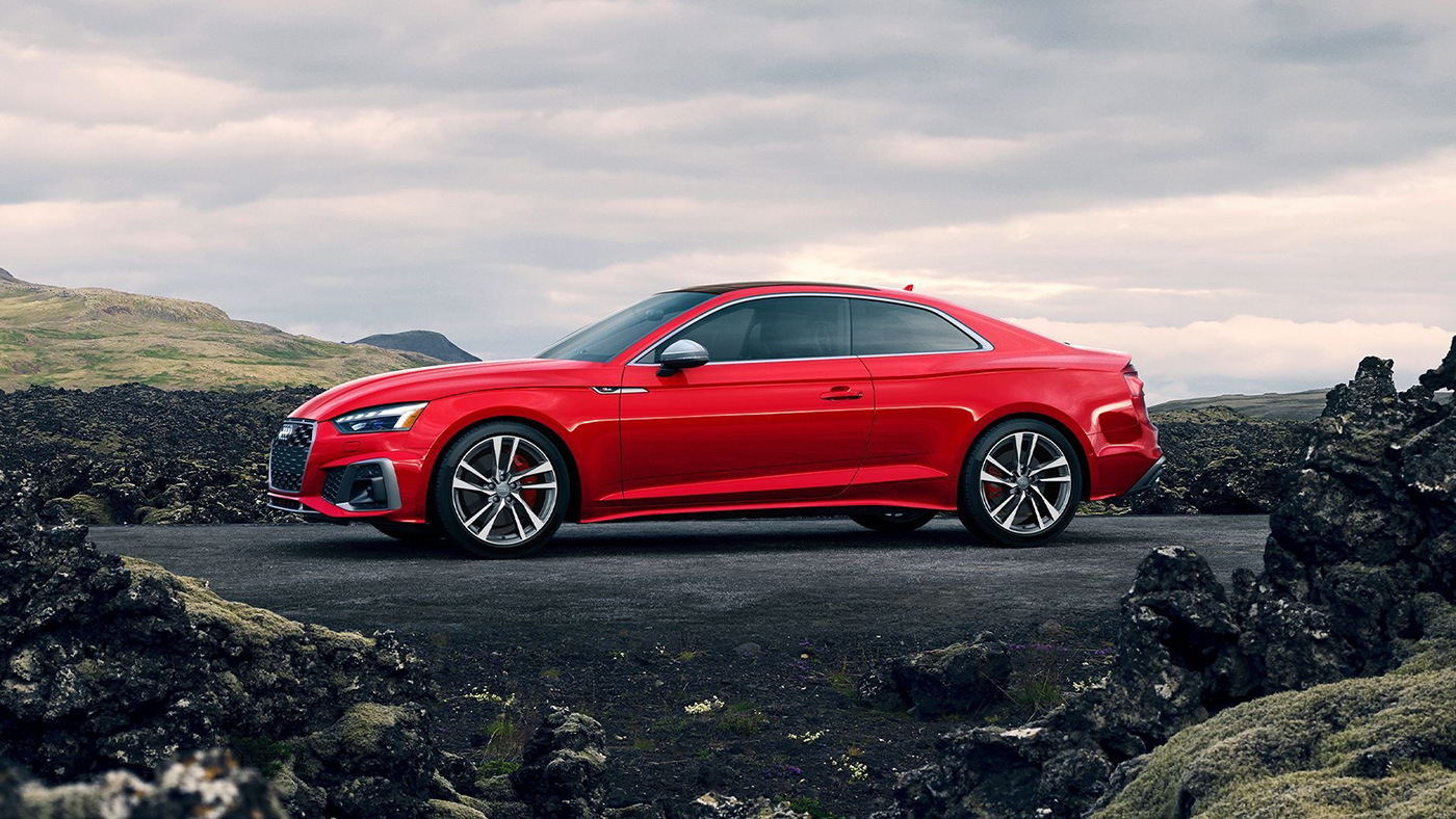 Audi S5 Coupe APPEARANCE