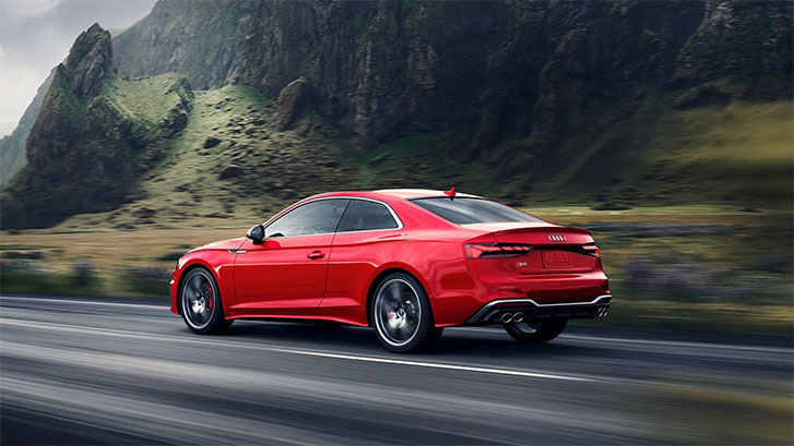 2020 Audi S5 Coupe appearance