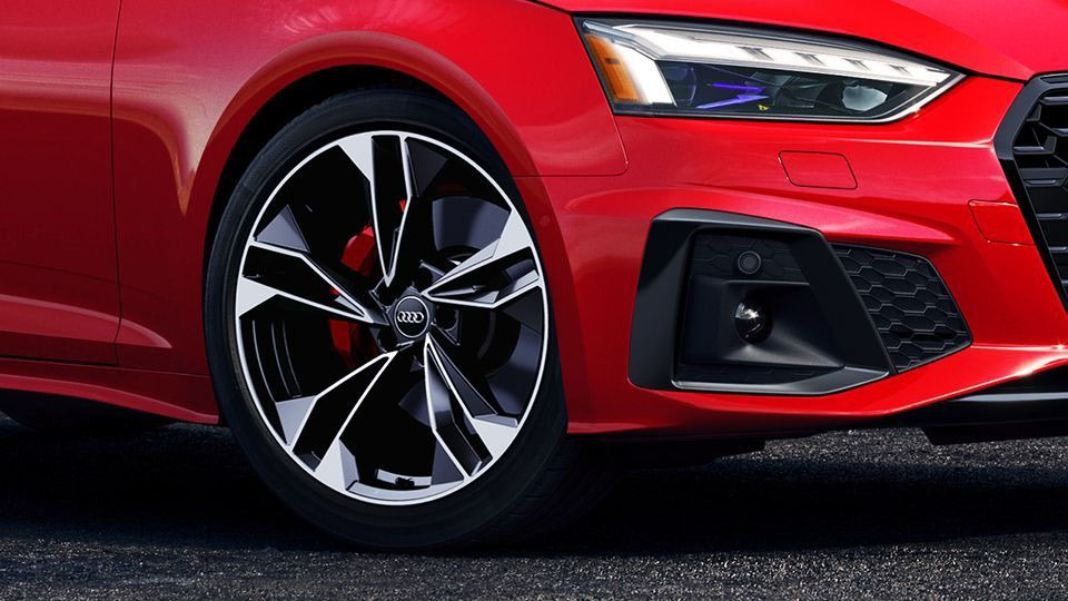 2020 Audi S5 Coupe engineering