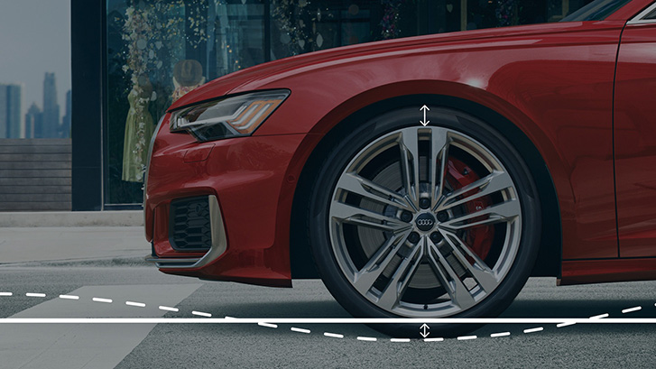 2020 Audi S6 engineering