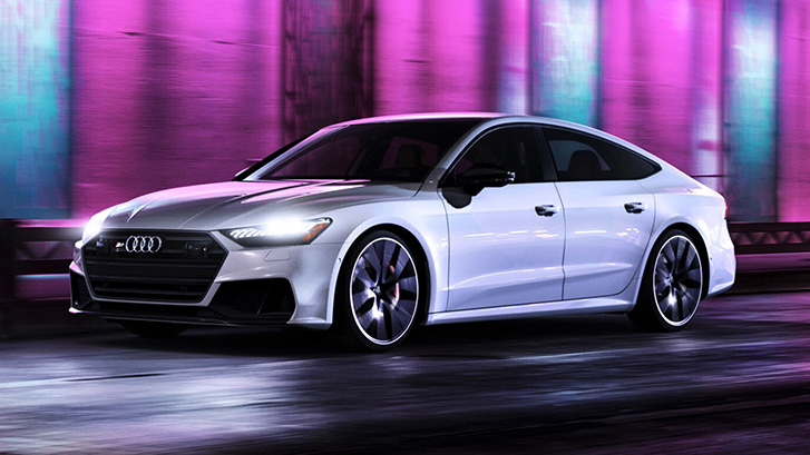 2020 Audi S7 engineering