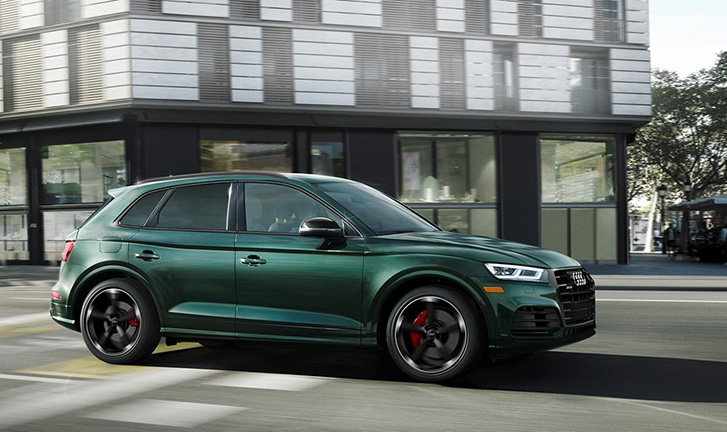 2020 Audi SQ5 engineering