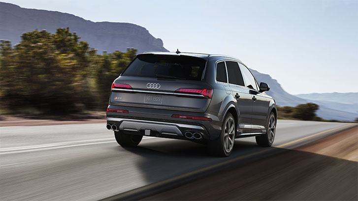 2020 Audi SQ7 engineering