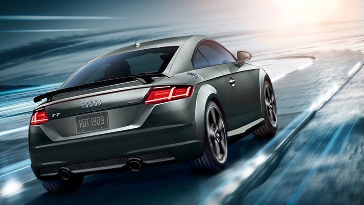2020 Audi TT Coupe appearance