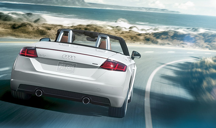 2020 Audi TT Roadster engineering