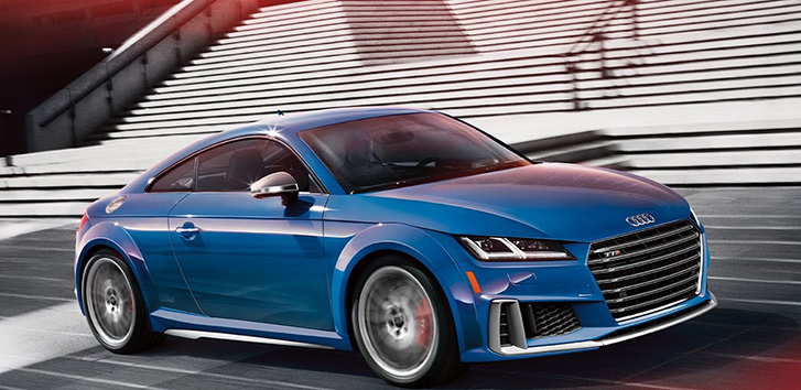 2020 Audi TTS Coupe engineering