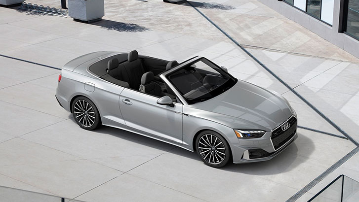2021 Audi A5 Cabriolet appearance