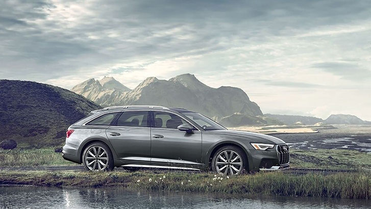 2021 Audi A6 Allroad engineering