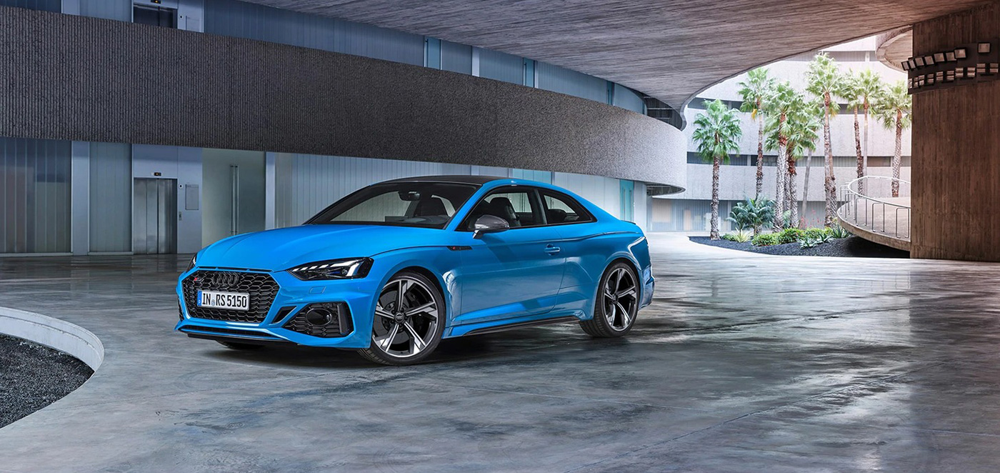 Audi RS 5 Coupe APPEARANCE