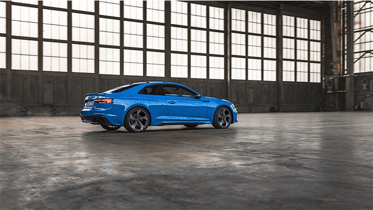 2021 Audi RS 5 Coupe appearance