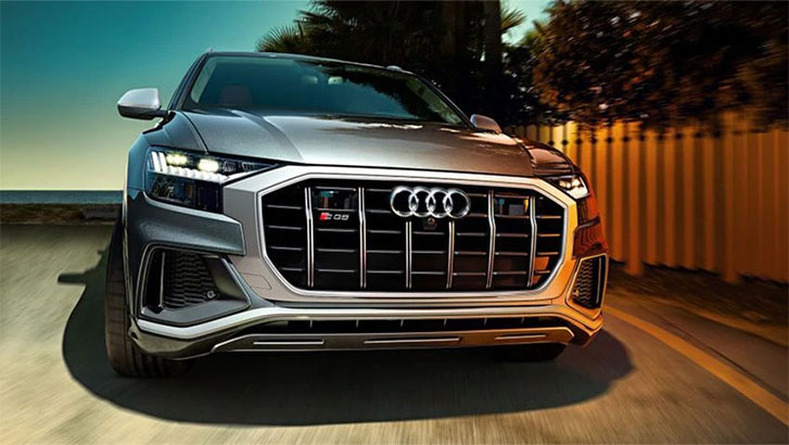 2021 Audi SQ8 engineering