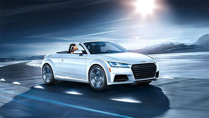 2021 Audi TT Roadster engineering