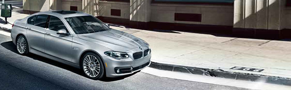2016 BMW 5 Series Safety Main Img