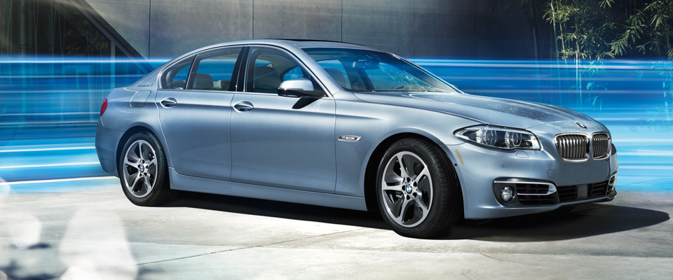 2016 BMW 5 Series Appearance Main Img