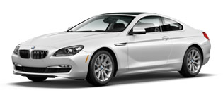 2016 bmw 640i Coupe