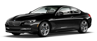 2016 bmw 650i xDrive Coupe