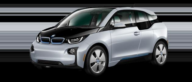 2016 BMW i Models