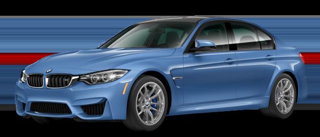 2016 BMW M Models