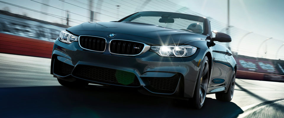 2016 BMW M Models Appearance Main Img